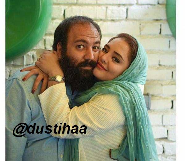 تصویر اخیر نرگس محمدی و همسرش علی اوجی+عکس