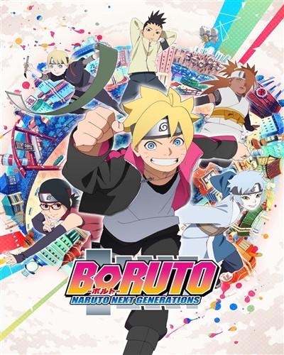 دانلود انیمه Boruto: Naruto Next Generations با لینک مستقیم قسمت ۲۷ اضافه شد