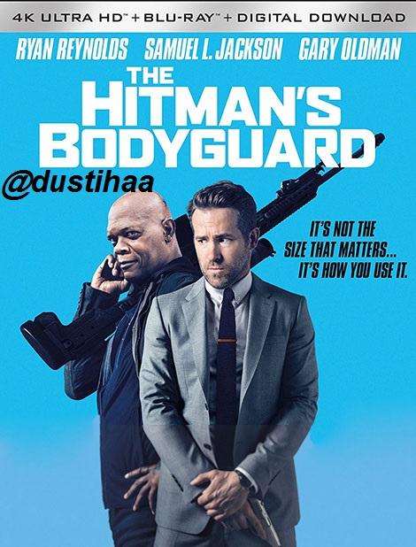 دانلوددوبله فارسی فیلم محافظ مزدور The Hitmans Bodyguard 2017
