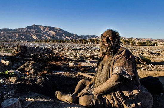 داستان عجیب پیرمردی که ۶۰ سال حمام نرفته
