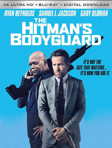 دانلود دوبله فارسی فیلم محافظ مزدور The Hitman's Bodyguard 2017