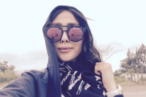 عکس هایی از چهره واقعی ستاره حسینی بازیگر سریال گسل
