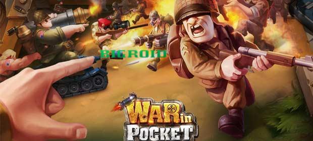 دانلود بازی اندروید War In Pocket