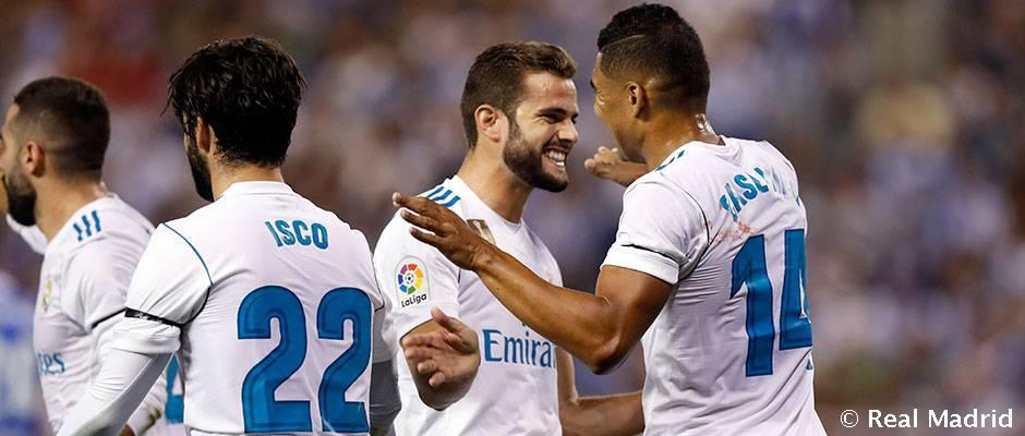 ترکیب احتمالی رئال مادرید مقابل رئال سوسیداد