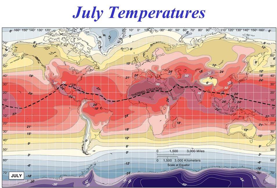 کمربند گرم ترین نواحی زمین