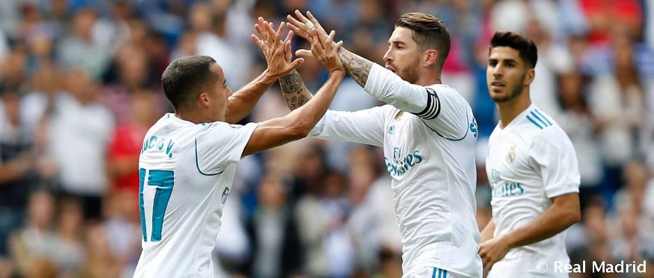 رسمی؛ ترکیب رئال مادرید مقابل رئال سوسیداد اعلام شد