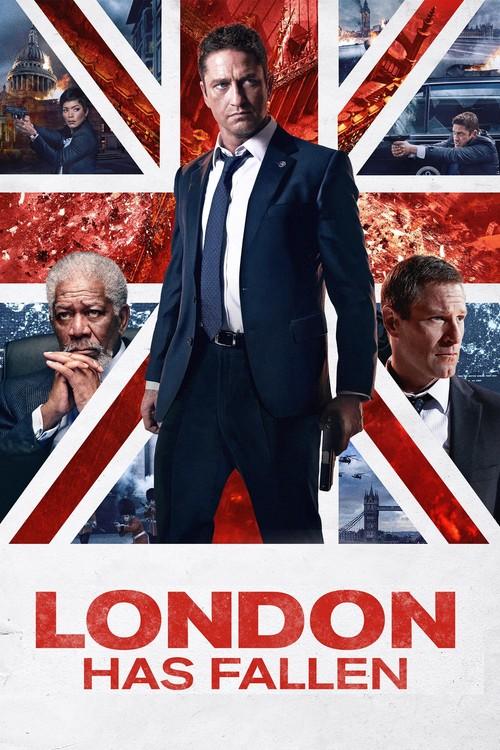 دانلود دوبله فارسی فیلم سقوط لندن London Has Fallen 2016
