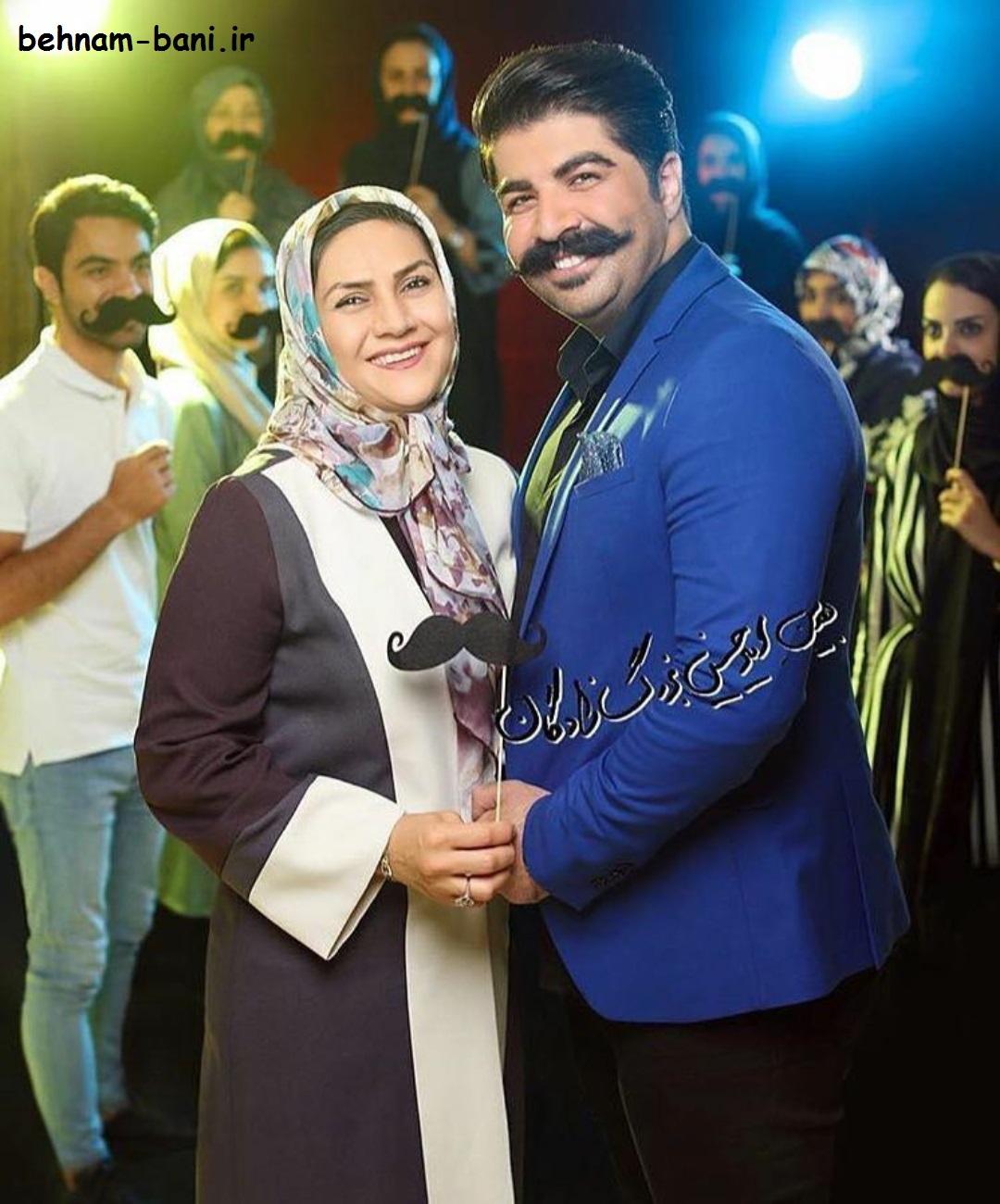 جشن تولد بهنام بانی در برج میلاد تهران + عکس فیلم