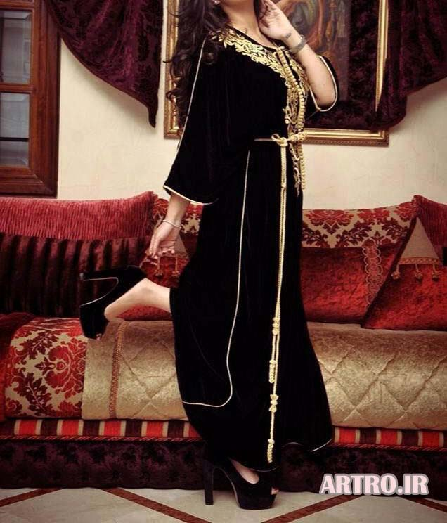 مدل لباس مجلسی مراکشی 2018