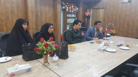 کمیته هماهنگی و پشتیبانی برنامه های هفته دفاع مقدس