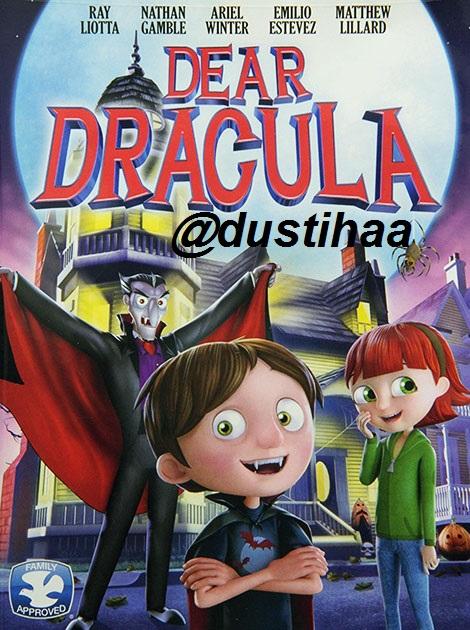 دانلودانیمیشن دراکولای عزیز Dear Dracula 2012 WEB-DL