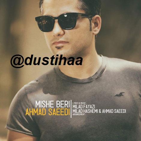 دانلود رایگان آهنگ جدید و بسیار زیبای احمد سعیدی به نام میشه بری