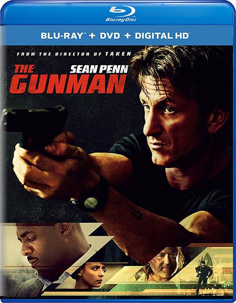 دانلود رایگان دوبله فارسی فیلم ضارب (تفنگدار) The Gunman 2015