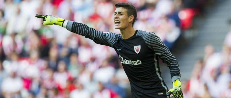 مارکا: رئال مادرید علاقه مند به جذب دروازه بان بیلبائو