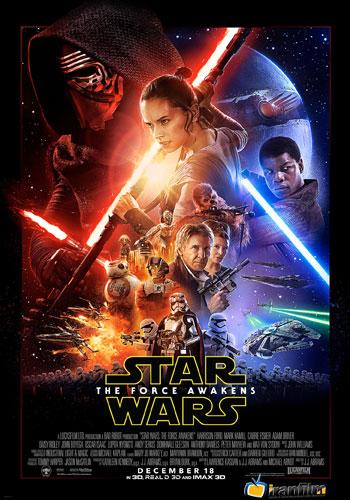 دانلود فیلم جنگ ستارگان 7 2015 Star Wars زیرنویس فارسی