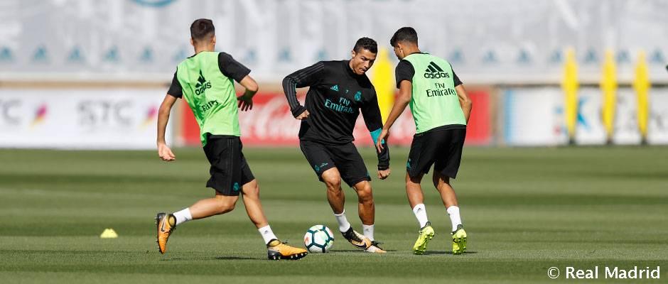 پیش بازی رئال مادرید - رئال بتیس؛ به دنبال ادامه پیروزی ها با اولین حضور رونالدو در لالیگا