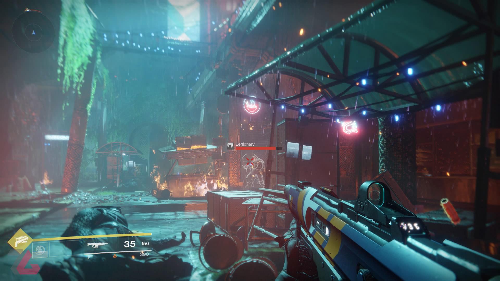 نقد و بررسی بازی Destiny 2