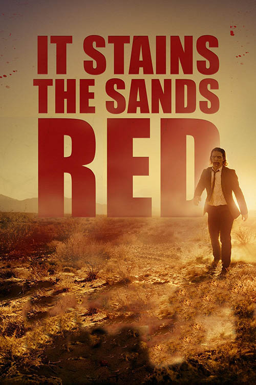 دانلود فیلم It Stains the Sands Red 2016