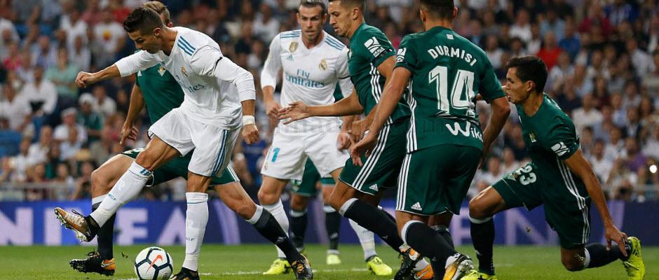 اولین شکست فصل رئال مادرید در سانتیاگو برنابئو