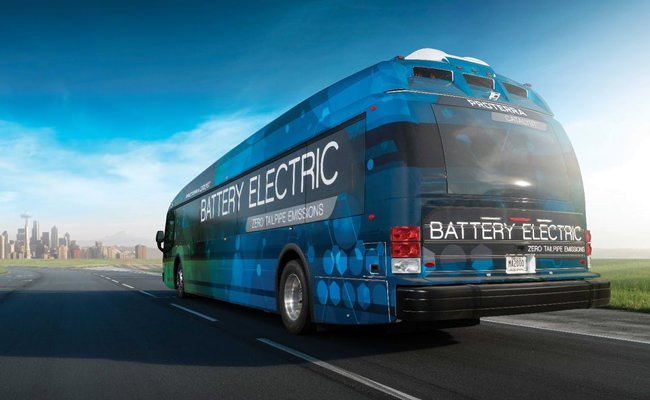 اتوبوس برقی پراترا، رکورد جدیدی ثبت کرد