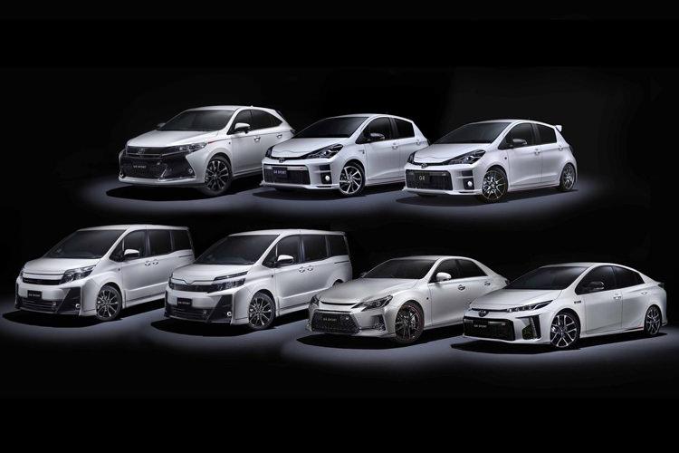 سری جدیدی از مدلهای اسپورت تویوتا معرفی شد