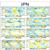 بررسی وضعیت جوی ماه مهر 1396 به طور کلی ! هفته به هفته از دید چند مدل !