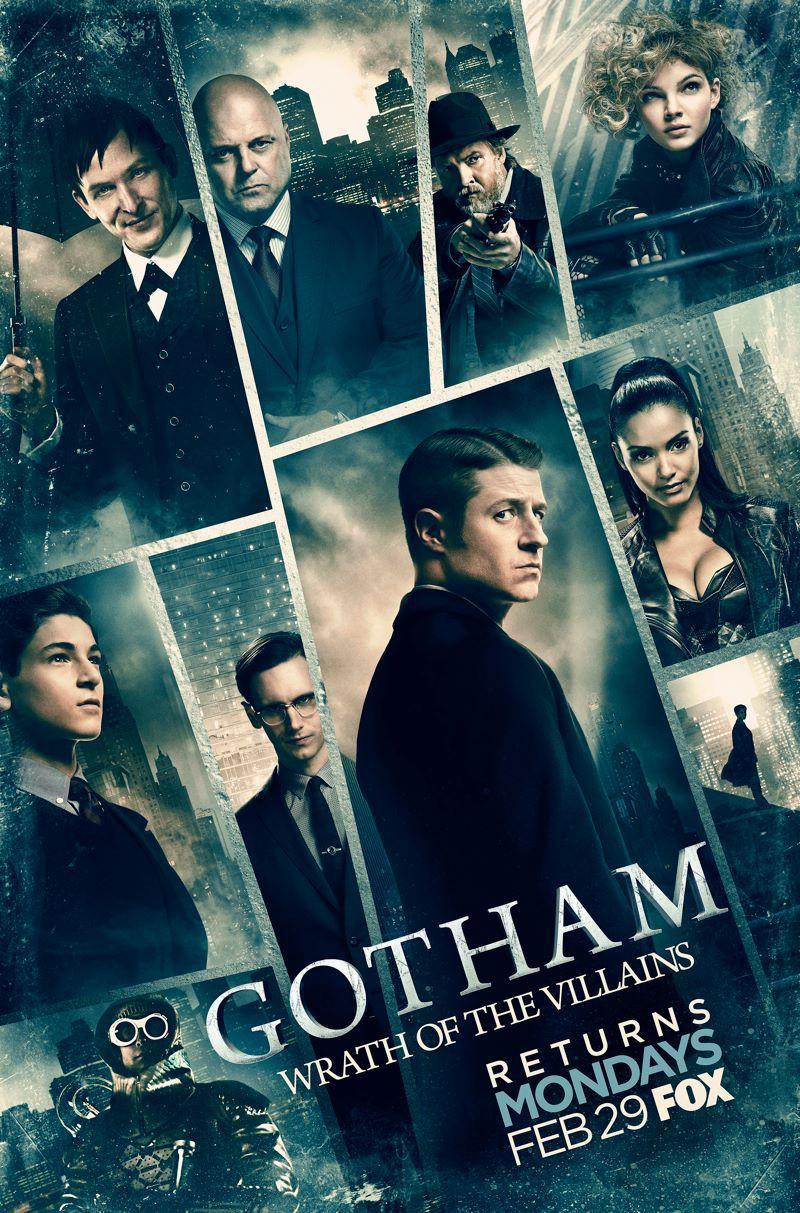 Gotham.10 1 دانلود سریال Gotham   گاتهام : قسمت ۲۱ فصل ۴ اضافه شد