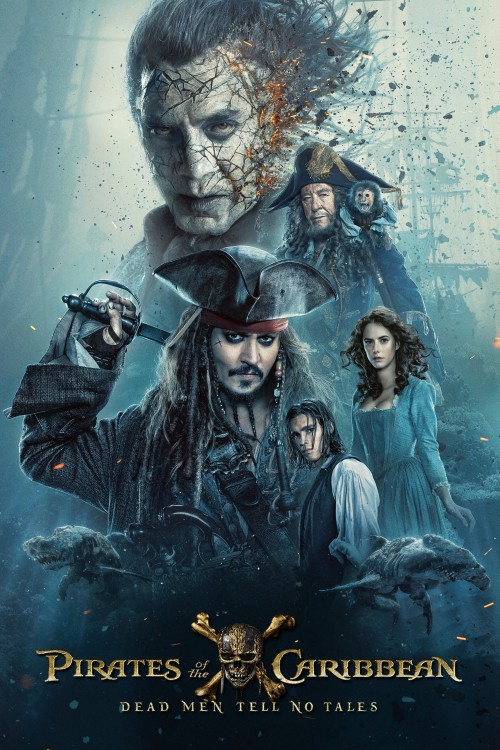 دانلود فیلم Pirates of the Caribbean : Dead Men Tell No Tales 2017