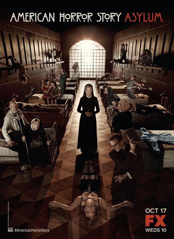 دوبله فارسی سریال American Horror Story