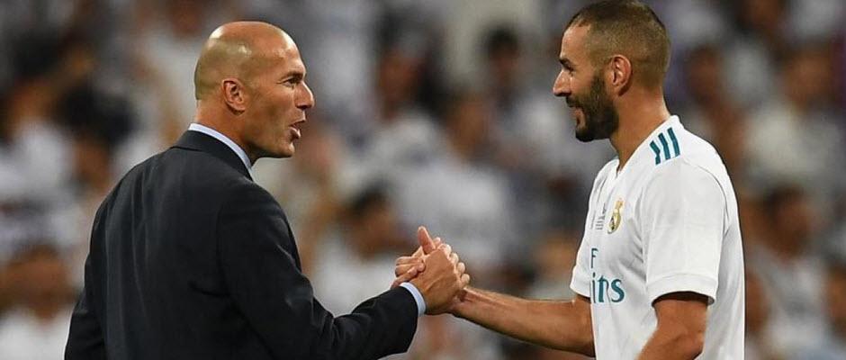 خبر خوش به زیزو؛ بازگشت یکی از مصدومان رئال مادرید
