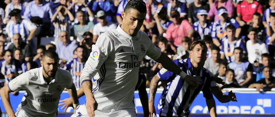 پیش بازی آلاوز - رئال مادرید؛ به دنبال کسب روحیه پیش از سفر به خاک ژرمن ها
