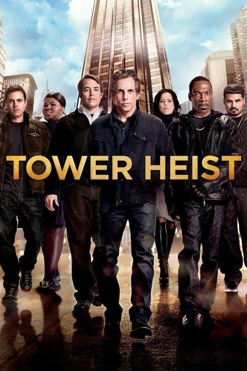 دانلود فیلم Tower Heist 2011 دوبله فارسی
