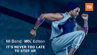 شیائومی Mi Band نسخه ی HRX معرفی شد