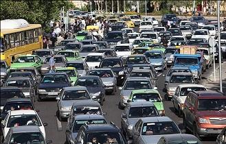 علت ترافیک خیابان های تهران در روز اول مهر چه بود؟ + فیلم