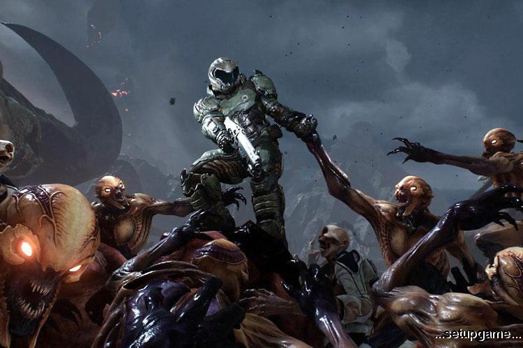 رزولوشن و نرخ فریم بازی Doom روی نینتندو سوییچ مشخص شد