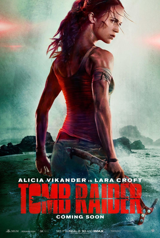 Tomb%20Raider%202018.1 1 دانلود فیلم Tomb Raider 2018 : دوبله فارسی با حضور برترین گویندگان ایران اضافه شد