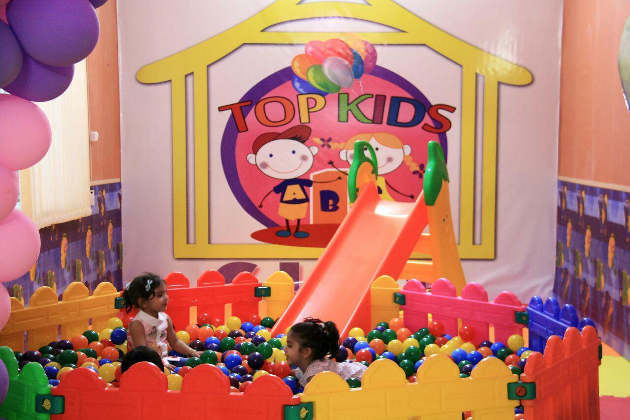 تجهیز خانه بازی کودکان به شیوه مدرن