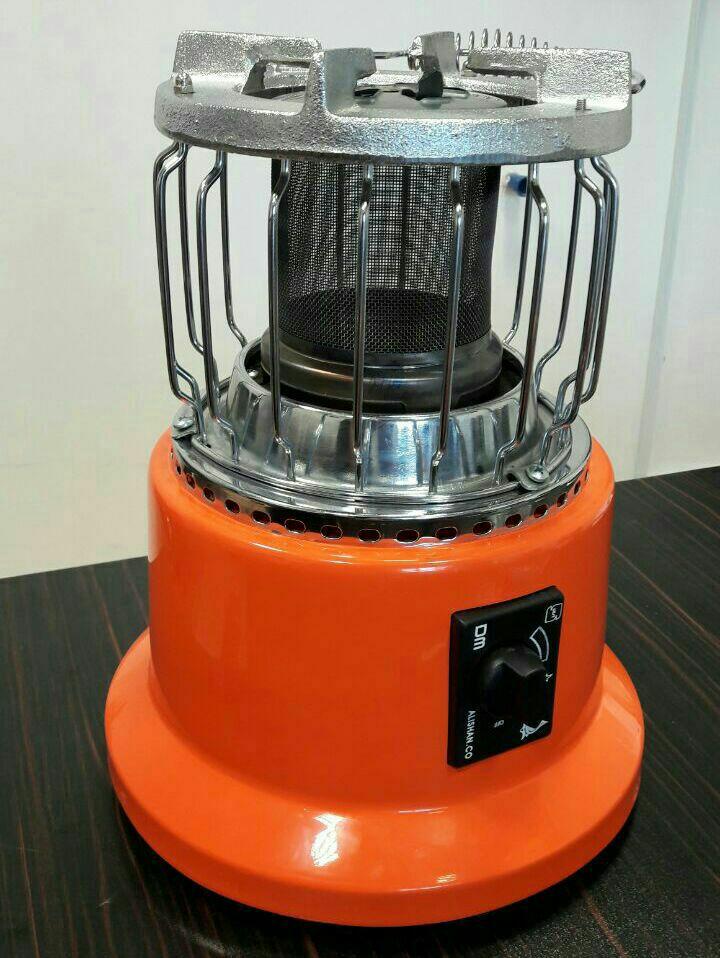 والور بخاری گازی پیلتون pilton بدون دودکش مجهز به سیستم ODS