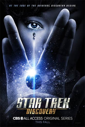 دانلود سریال پیشتازان فضا Star Trek: Discovery 2017 – فصل اول