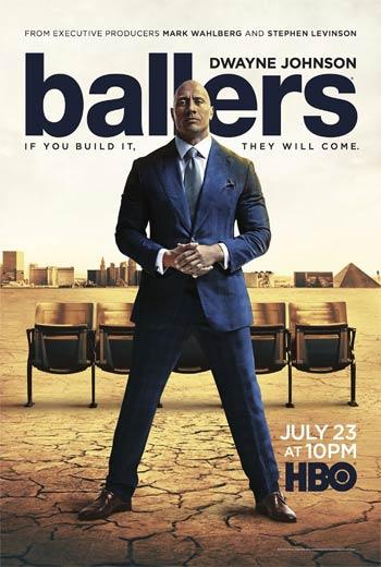 دانلود فصل سوم سریال Ballers S03 2017