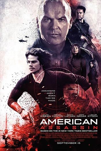 دانلود فیلم آدمکش آمریکایی American Assassin 2017