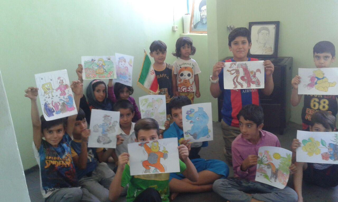 مسابقه نقاشی * عید سعید قربان