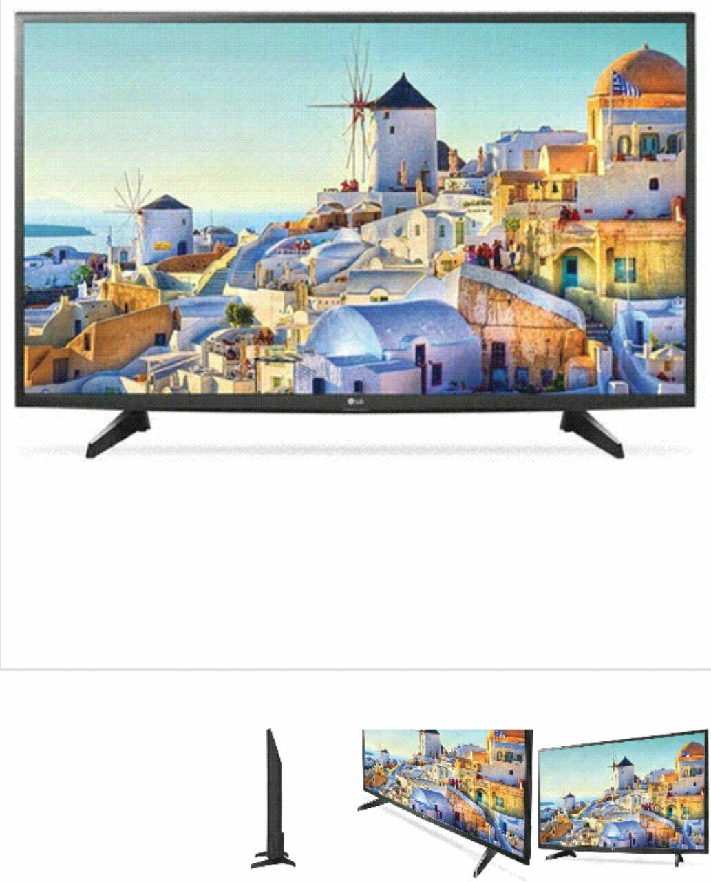تلویزیون LED ال ای دی 55 اینچ ال جی LG مدل 55UJ617V  اسمارت SMART فورکی 4k