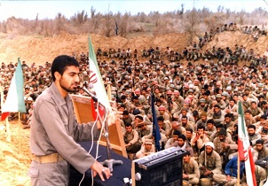 فیلمی از مجاهدت های سردار حاج قاسم سلیمانی