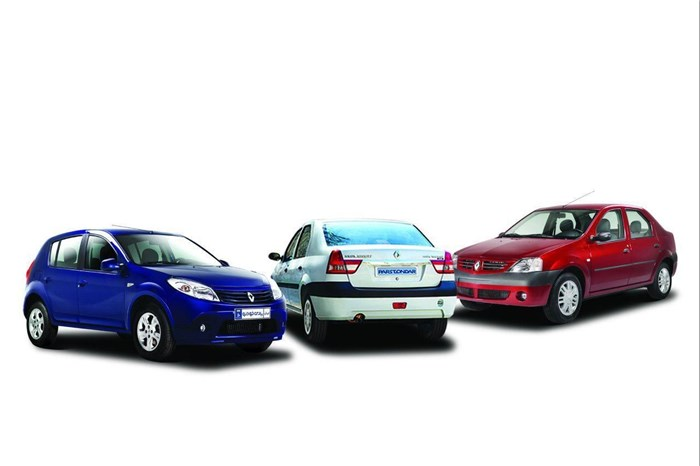 عرضه شدن گیربکس جدید بر روی محصولات رنو توسط پارس خودرو