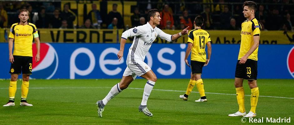 آمار فوق العاده رونالدو برابر تیم های آلمانی در لیگ قهرمانان اروپا