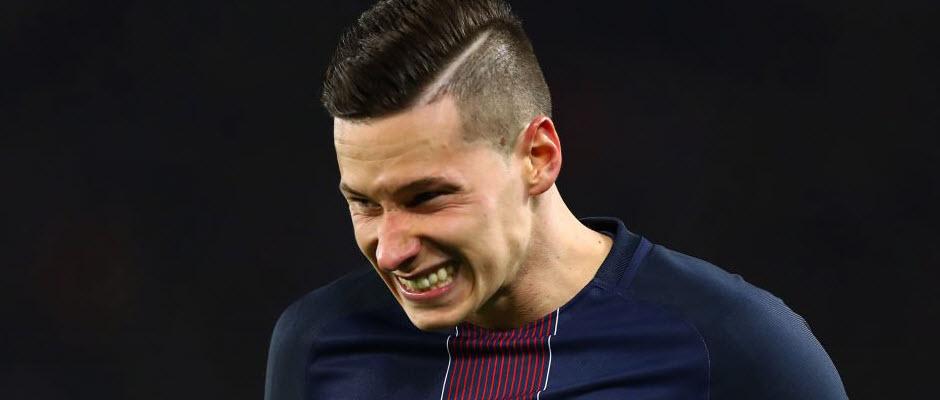 بیلد مدعی شد: رئال مادرید، گزینه جدی یولیان دراکسلر در زمستان 2018