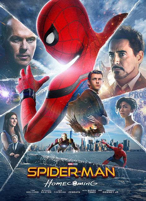 دانلود فیلم مرد عنکبوتی Spider-Man: Homecoming 2017