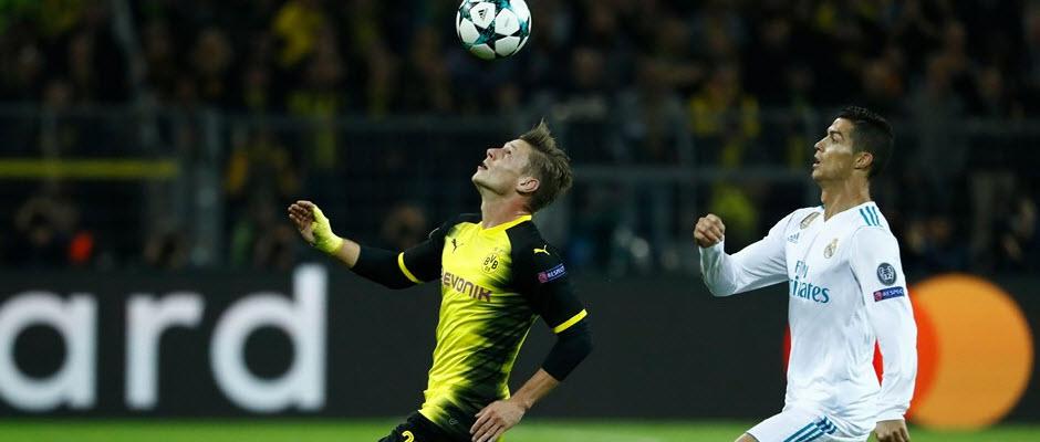 رونالدو در جمع 10 رکورد دار بازی در رقابت های باشگاهی اروپایی قرار گرفت