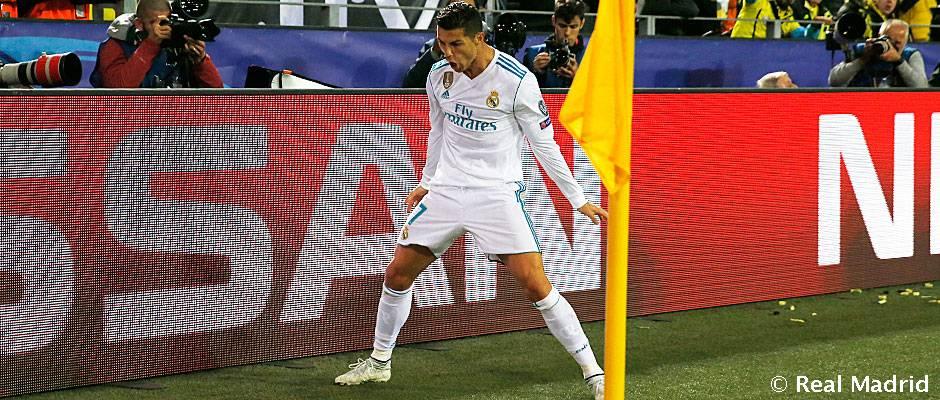 نکته آماری؛ چهارصدمین بازی کریستیانو رونالدو برای رئال مادرید